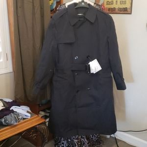 Military All Weather Trench Coat Size 44R
